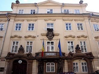 Morzinský palác v Praze