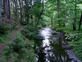 Úterský potok