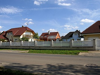 Satelitní městečko Koloděje