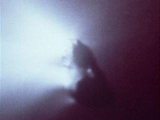 Jádro komety Halley ze sondy Giotto