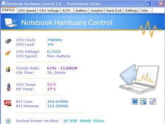 Notebook Hardware Control 2.0
