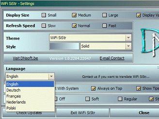WiFi SiStr 1.0.2442
