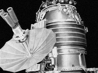 Družice typu Molnija-1