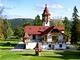Ruská vesnice v CHKO Slavkovský les