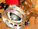 Iontový motor na sondě Deep Space 1