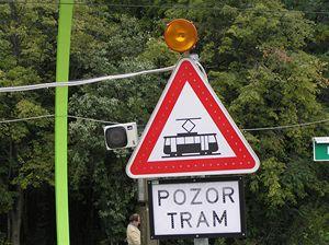 Nejmodernější trať tramvají - Hlubočepy - Barandov