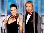 StarDance 2 - Tereza Kostková a Marek Eben