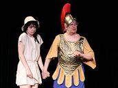 Jitka Molavcová, Jiří Suchý - Divadelní hra Lysistrata v divadle Semafor (2007)