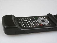 Motorola W490 recenze