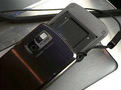 LG Shine Titanium Black