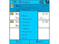 SMS Defender