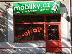 Obchod Mobilky.cz