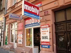 Obchod Mobilkuryr.cz