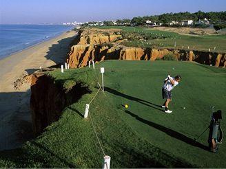 golf - Algarve, Portugalsko