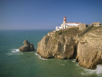 Mys Svatého Vincenta, Algarve, Portugalsko