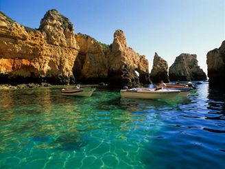 Lagos, Algarve, Portugalsko