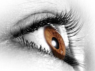 Velký vliv u očních vad má dědičnost.