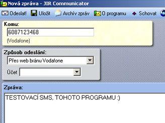 JIR Communicator
