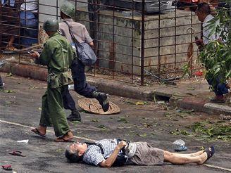 Šafránová revoluce v Barmě