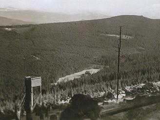 Jizerské hory, 1930