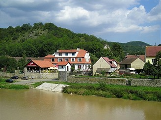 Oblíbené výletní místo Srbsko