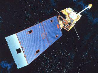 Současné americké stacionární meterologické družice GOES