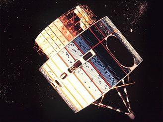 První americká stacionární meterologická družice SMS-1