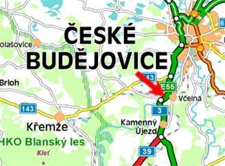 mapa CB