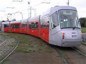 Tramvaj Škoda 14T