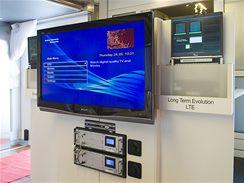 Kamion Nokia Siemens Networks nabitý technologiemi