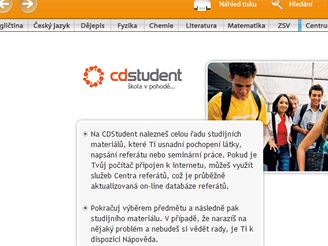 CDstudent