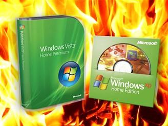 Vista vs. XP