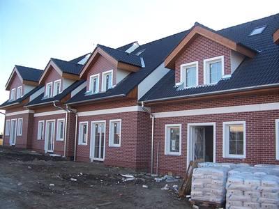 Řadové domy - Lešany u Nelahozevsi
