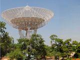 Radioteleskop s průměrem 40 m