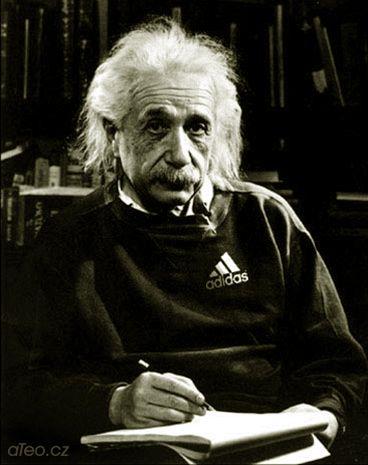 Einstein Adidas