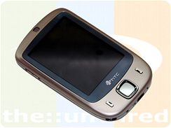 HTC Touch silver