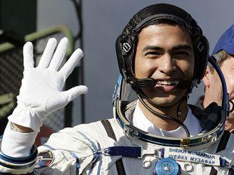 Sheikh Muszaphar Shukor, první kosmonaut z Malajsie