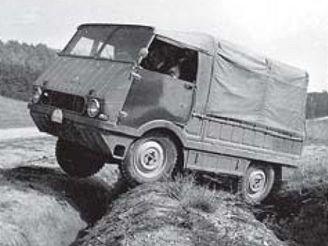 Škoda 998 Agromobil