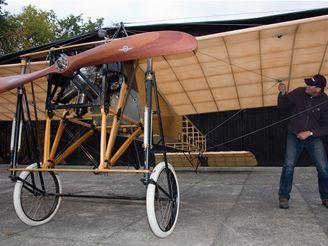Blériot XI. – nejstarší provozuschopné letadlo v Evropě