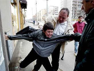 Exekuce dítěte