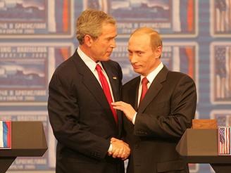 Summit Bush – Putin
