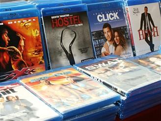 Blu-ray disky se dostaly i do českých regálů