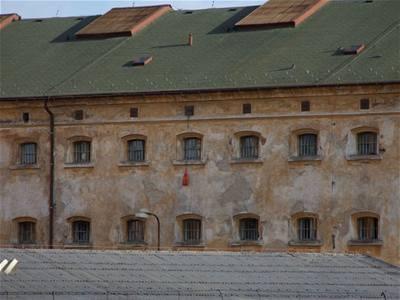 Vězení v Plzni Borech