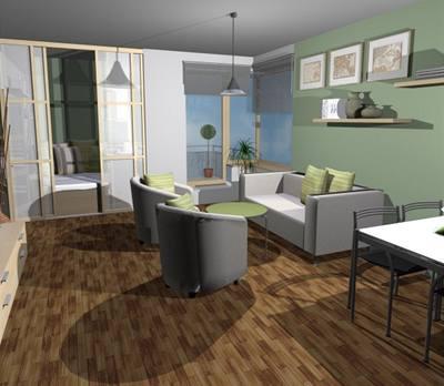 Druhá varianta bytu