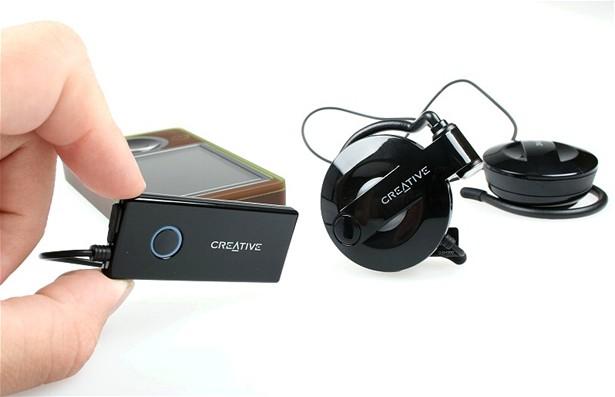 Creative SE2300 - vysílač s přehrávačem