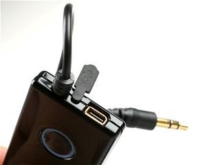 Creative SE2300 - detail vysílače