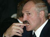 Běloruský prezident Alexander Lukašenko