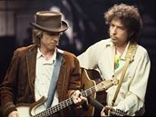 Tom Petty, Bob Dylan
