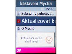Aplikace T-Mobile Mých5