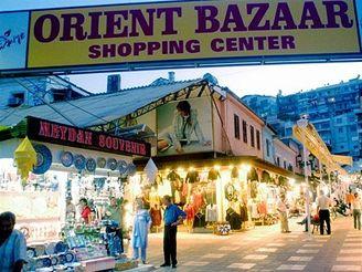Turecko - nakupování